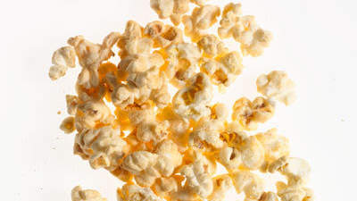 Oogie's all natural gourmet popcorn