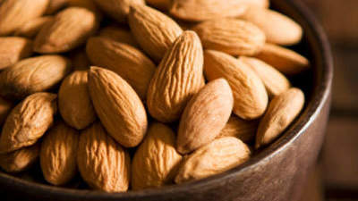 almonds-snacks