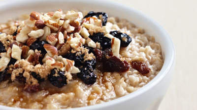 Add some oats