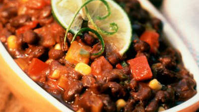 Black Bean Chili recipe