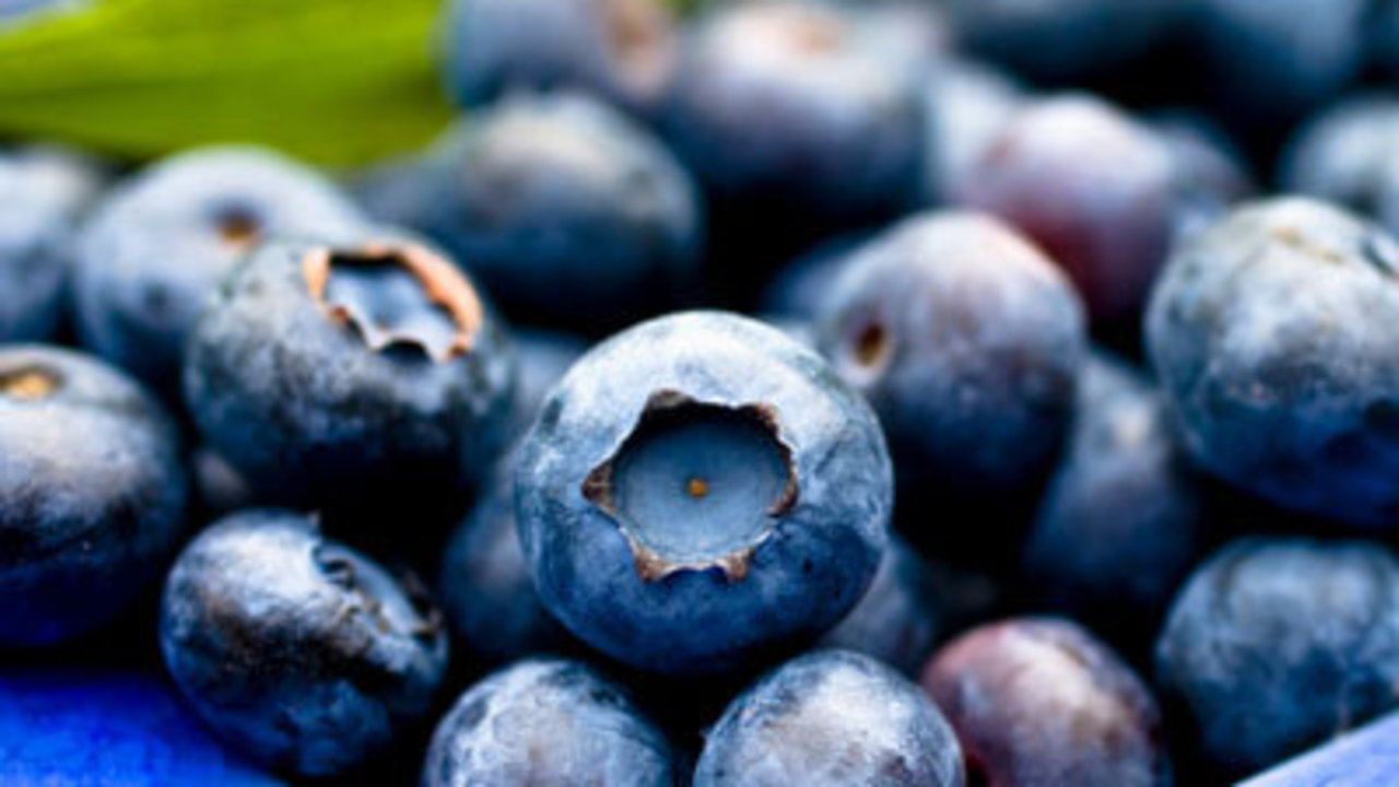 Sexual benefits of blueberries