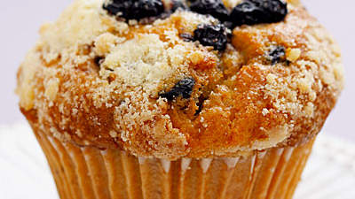Blueberry muffin (medium size)