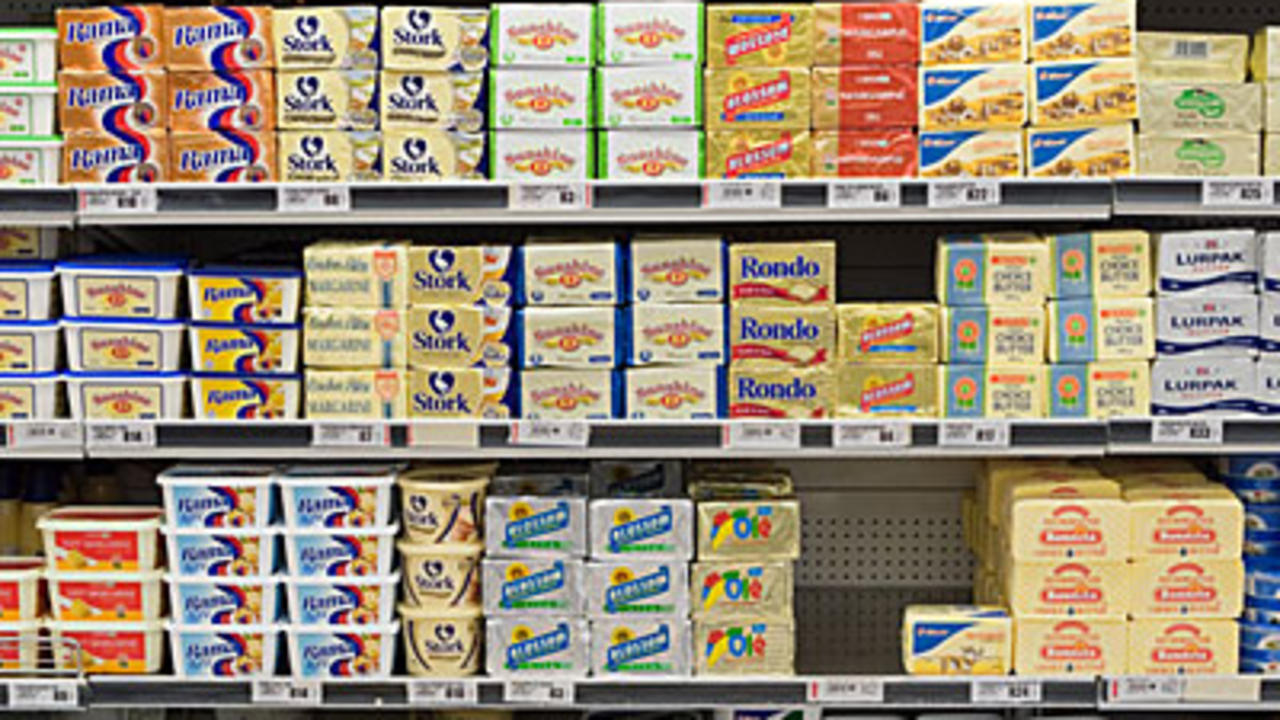 Is butter or margarine healthier?