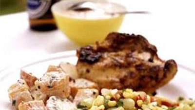 grilled-chicken-succotash-salad
