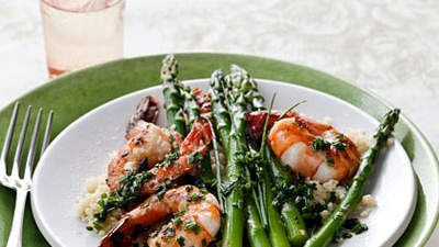 Citrusy Shrimp 