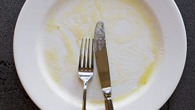 clean-plate-fork