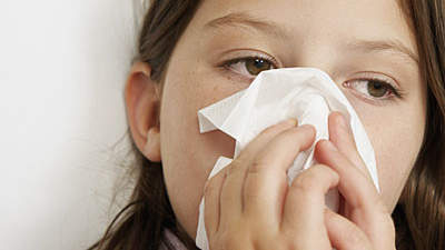 Is it possible to cure a child's cough in 2 days without antibiotics