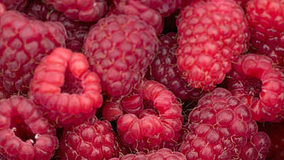 raspberries-snack