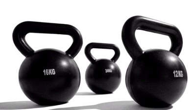 Let kettlebells ring