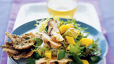 grilled-chicken-salad-avocado