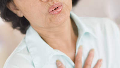 When acid reflux persists