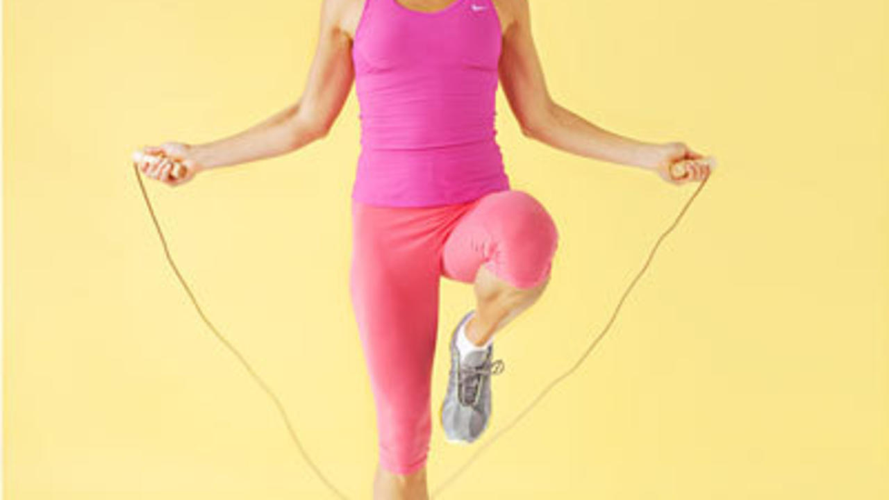 Your Best Body: How to Jump the Weight Off