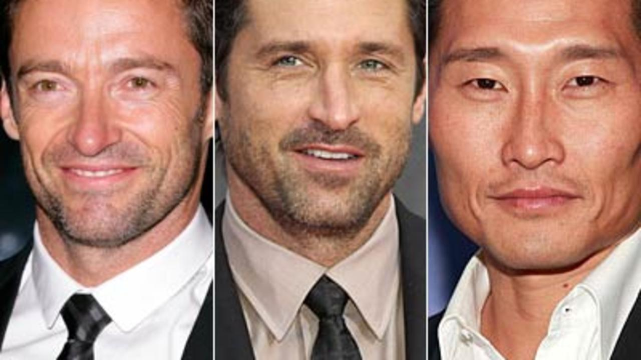 Celebrity Health Secrets: Fit, Famous Men Over 40