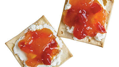 goat-cheese-hot-pepper-jelly