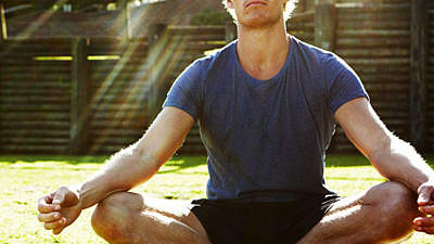 meditation-man-outdoors