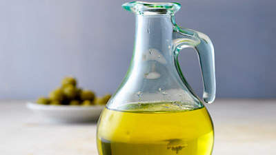 Use more olive oil