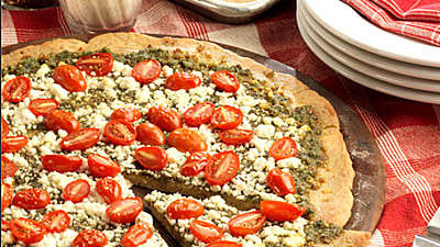 pesto-puree-pizza