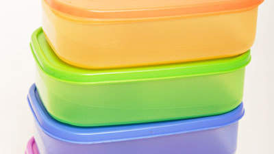 color-plastic-containers