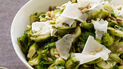 sauteed-brussels-sprouts-parmesan