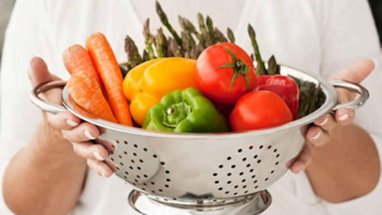 Three reasons to eat more veggies
