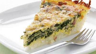 quiche-spinach