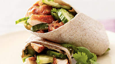 thai-chicken-wraps