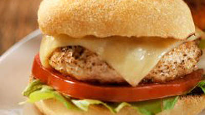 Recipes for a healthy pregnancy health tuscan turkey burgers forumfinder Image collections