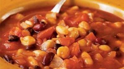 Jane's Vegetarian Chili