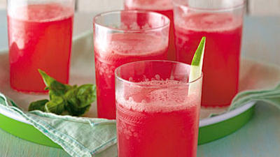 watermelon-basil-water