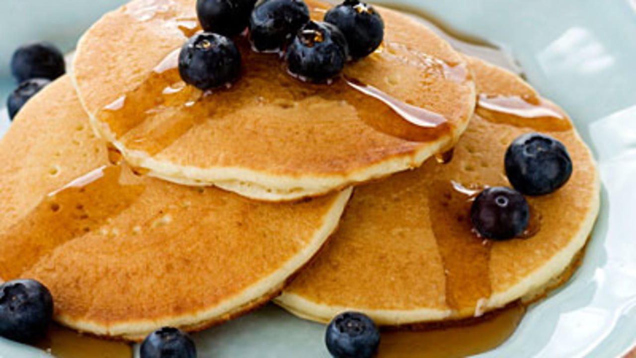 Cooking options for delicious pancake cakes