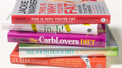 diet-books-stack