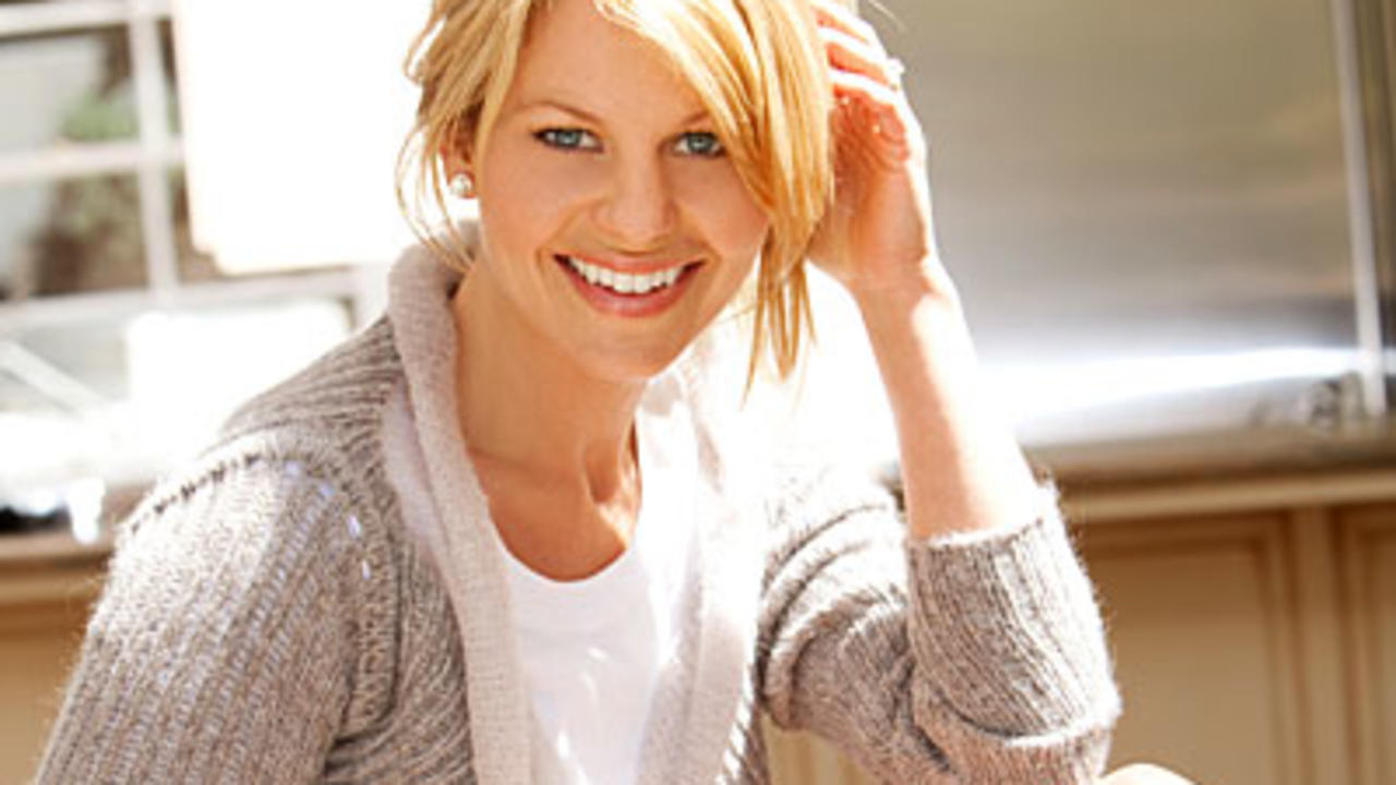 Candace Cameron Bure S Struggle To Get Healthy Health