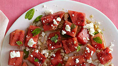 grilled-watermelon-salad