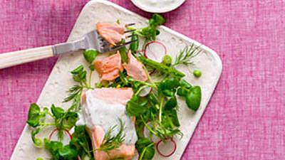 poached-salmon-watercress