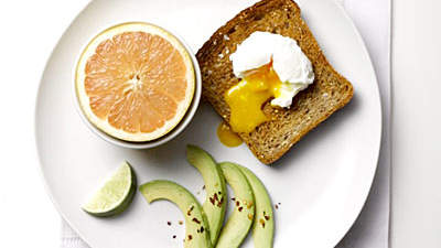 Breakfast: Vegetarian's Delight or Egg 'n' Toast