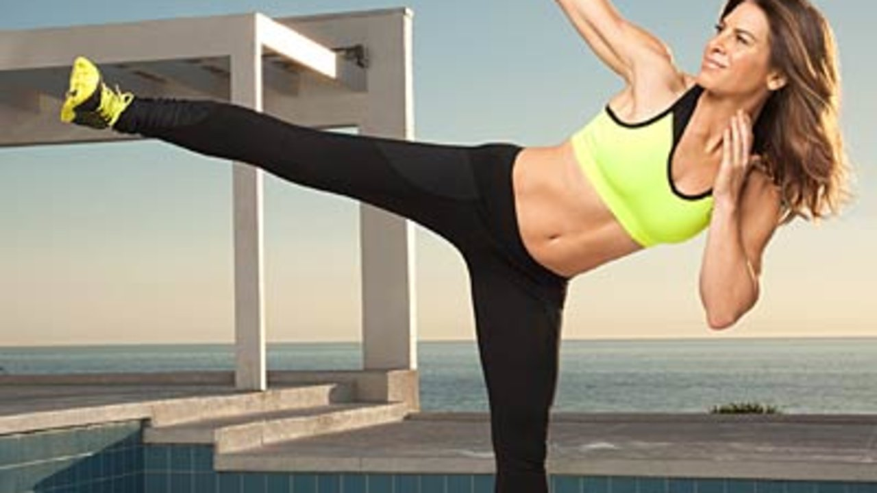 Jillian Michaels' Calorie-Burning Workout