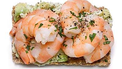 Shrimp stack