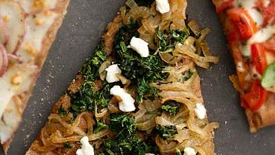 spinach-cheese-pizza