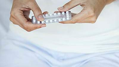 Popping the birth control pill