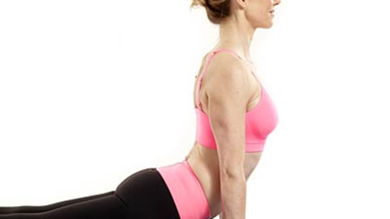 A 5-Minute Yoga Routine for Strong, Slim Arms