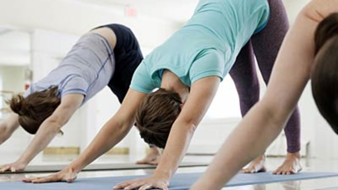 Surprising Fact: Yoga ISN'T a big calorie burner.