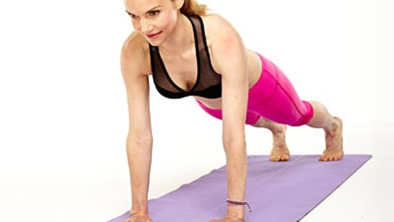 5 Fresh Ways to Do a Plank