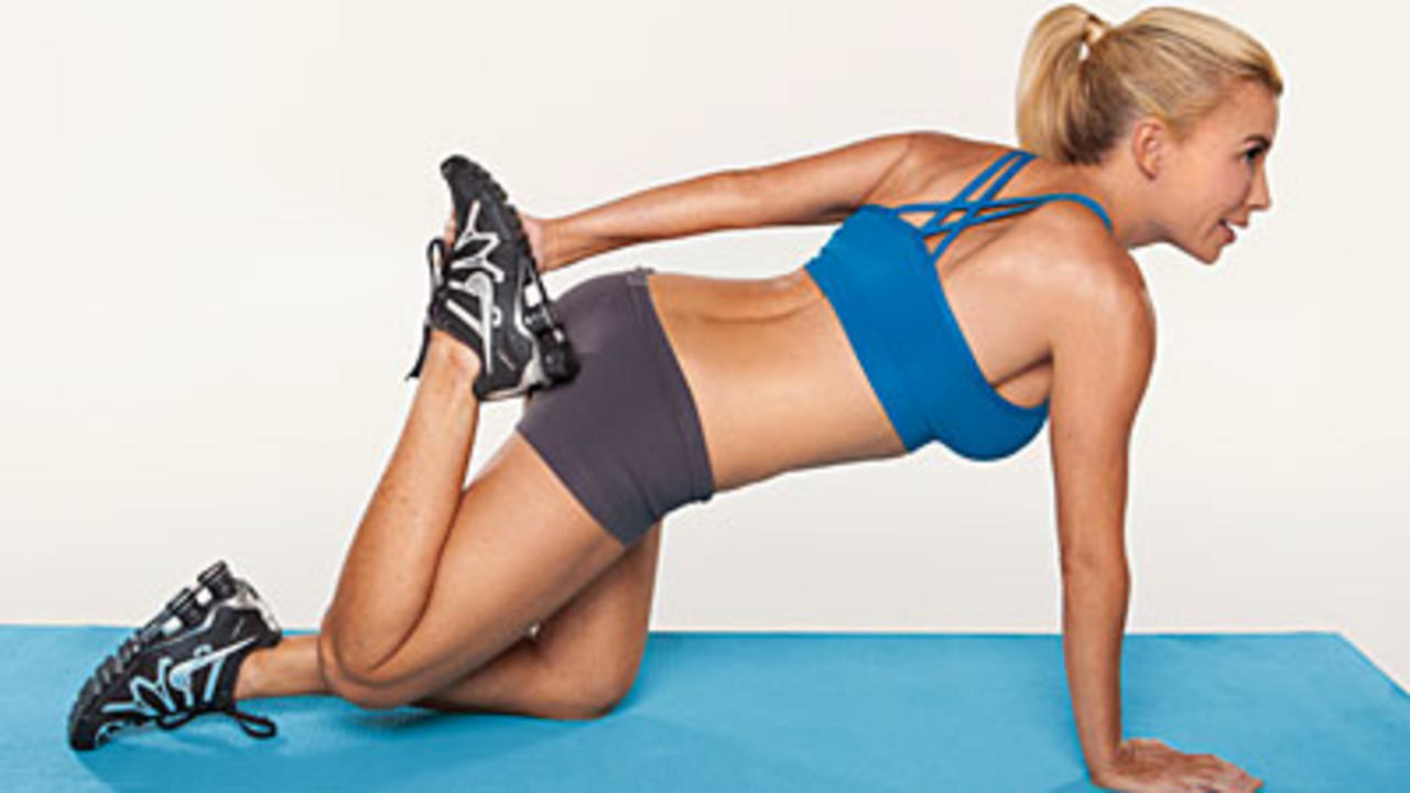 10 Minute Workout: Get Toned From Head to Toe