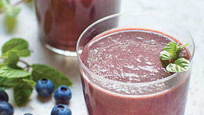 Berry Breakfast Smoothie