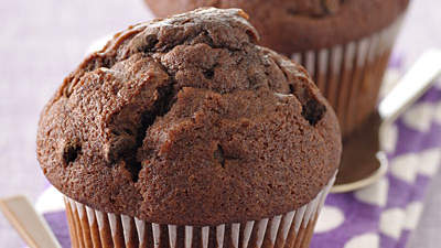 chocolate-ricotta-muffins