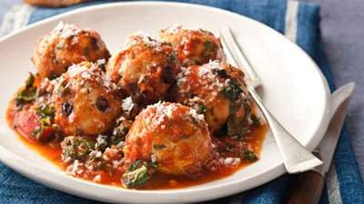 turkey-pinenut-currant-meatballs