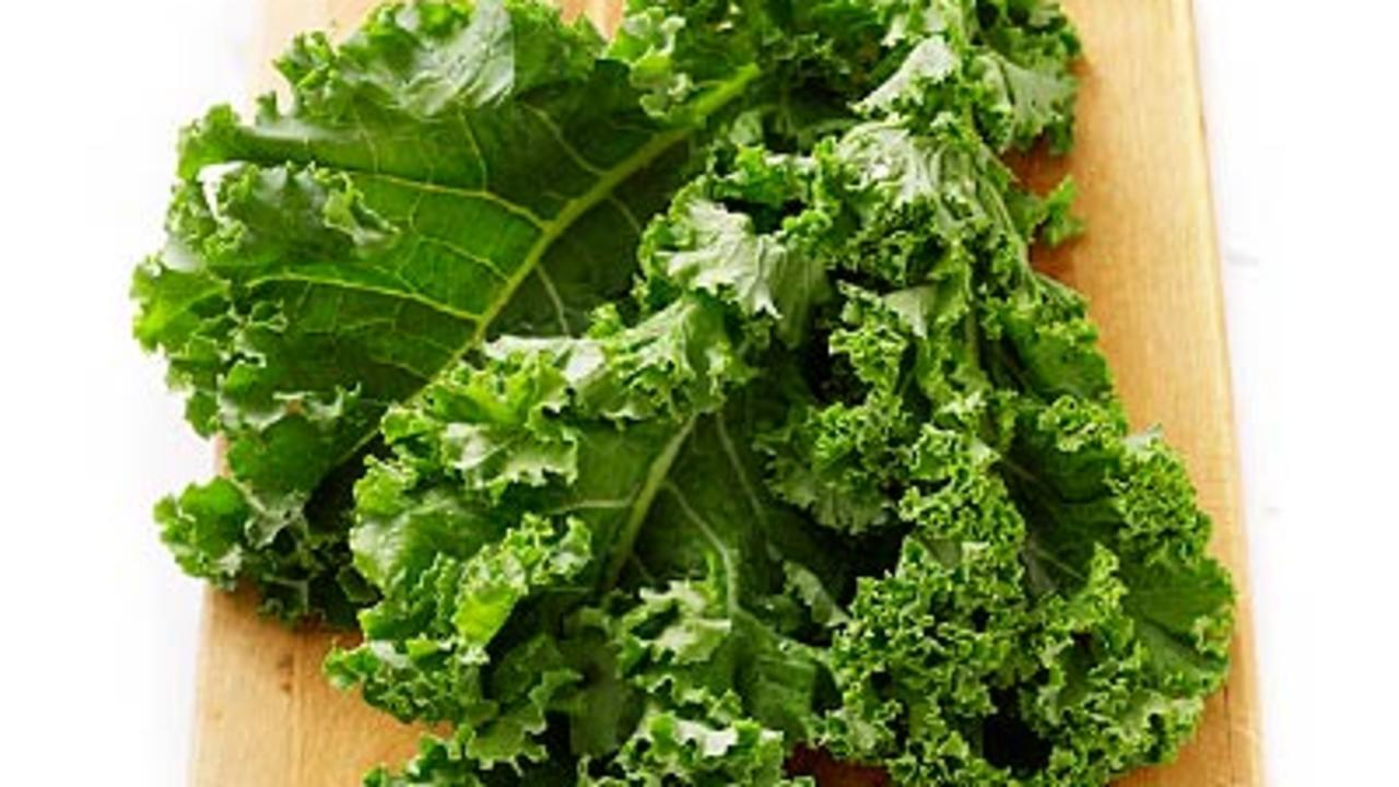 Healthy Food With Kale