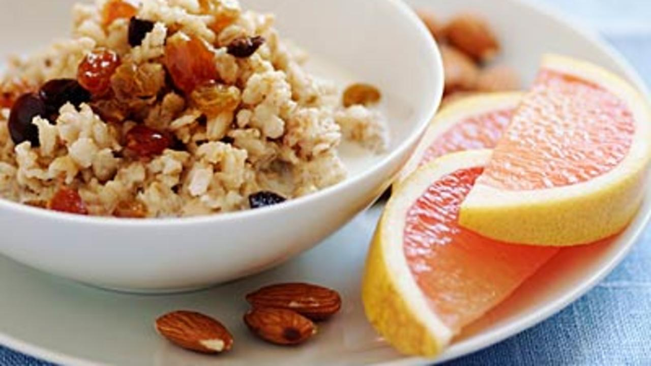 Eat an energizing breakfast