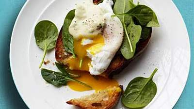 egg-spinach-mustard-crostini