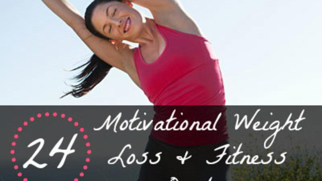 24 Motivational Quotes for Fitness and Weight Loss